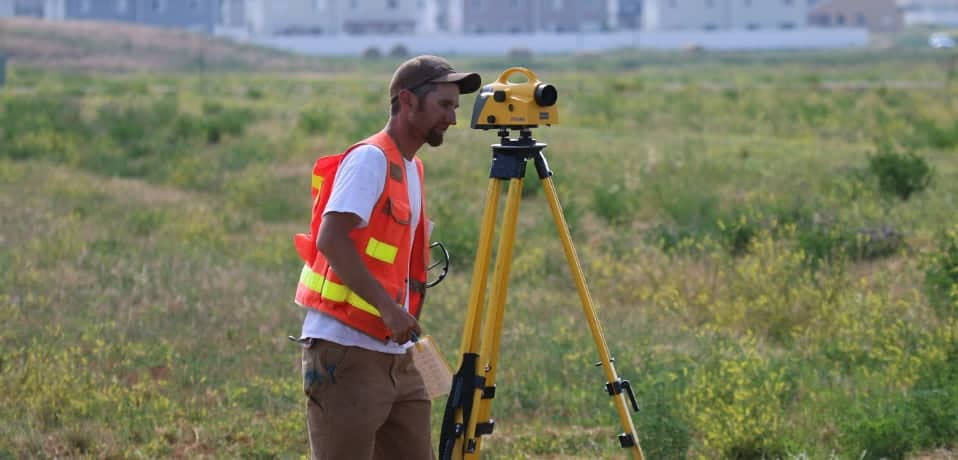 Land Surveying in Gillette WY