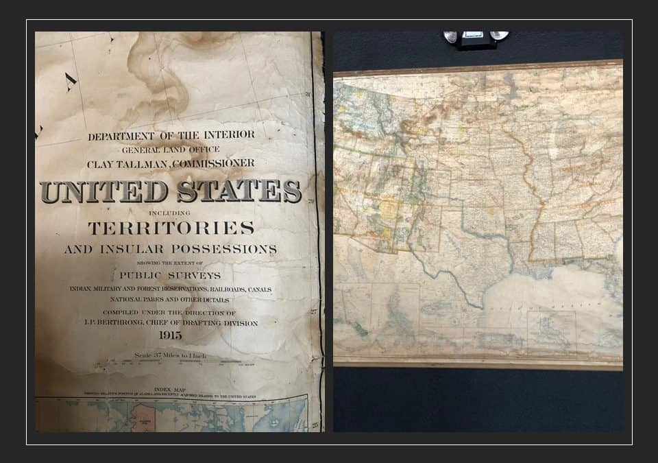 Wyoming & U.S. Territory Acquisitions | Land Surveying Inc.